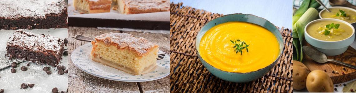 Soups & Desserts